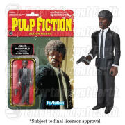 ReAction Pulp Fiction Jules Winnfield 3 3/4 Inch Action Figure