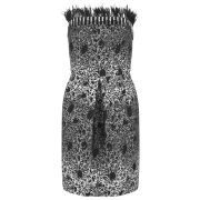 Matthew Williamson Women's Strapless Mini Dress - Black
