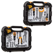 JCB Tool Case and Plastic Tools - Assortment