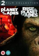 Rise of the Planet of the Apes / Planet of the Apes (1968)