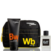 Scaramouche & Fandango Men's Gift Pack Promotion 1 (Wash Bag, Eau de Toilette 50ml, Body Wash 200ml)