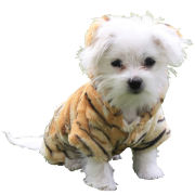 Pawsie Original Dog Onesie - Tiger