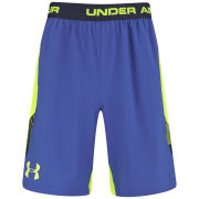 Under Armour Men's Burst Woven Shorts - Scatter Blue