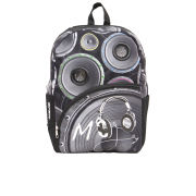 Mojo Speaker Backpack - Black/Grey