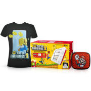 Super Mario Bros. 2 Nintendo 2DS Pack (Medium T-Shirt)