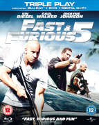 Fast and Furious 5 - Triple Play (Blu-ray, DVD and Digital Copy)