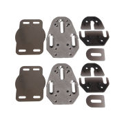 Speedplay Aluminium Fore-Aft Extender Base Plate Kit - 13330