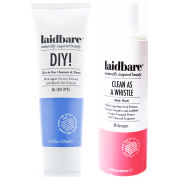 Laidbare Cleansing Duo
