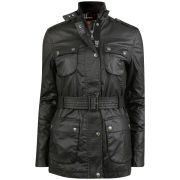 Le Breve Women's Falcon Jacket - Black