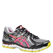 Asics Women's Gt 2000 2 G-Tx Running Trainers - Lightning/Hotpink/Black