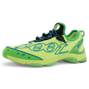 Zoot Men's Ultra TT 7.0 Trainers - Safety Yellow/Green Flash/Zoot Blue