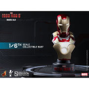 Hot Toys Iron Man Mark 42 Bust