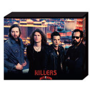 The Killers City - 50 x 40cm Canvas