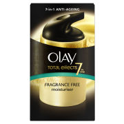 Olay Total Effects Day Moisturiser - Fragrance Free (50ml)