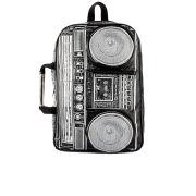 Mojo Boombox Backpack - Black/Grey