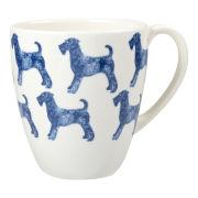 Queens Doggie Mug