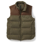 Oakley Men's Icon Wool Vest - Cigar Brown