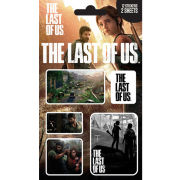 The Last of Us Ellie and Joel Sticker Pack