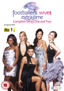 Footballer's Wives Extra Time - Complete Series 1 and 2
