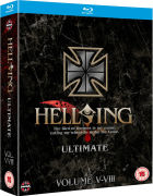 Hellsing: Ultimate - Parts 5-8