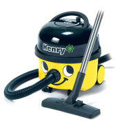 Numatic 1200W Henry Vacuum Cleaner  Yellow
