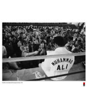 Muhammad Ali Fine Art Print - Press Frenzy