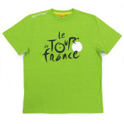 Tour De France Logo T-Shirt - Green