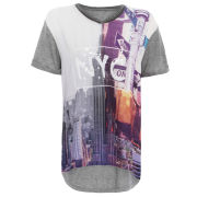 Damned Delux Women's NYC T-Shirt - Multi