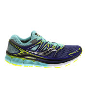 Saucony Women's Triumph ISO Running Shoes - Blue/Blue/Yellow