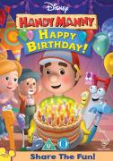 Handy Manny - Manny's Birthday Party/Cinco-De-Mayo