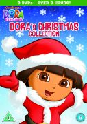 Dora the Explorer: Dora's Christmas Collection