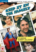 Keep It In The Family - Complete Series 3