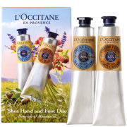 L'Occitane Shea Butter Hand & Foot Duo (2 Products)