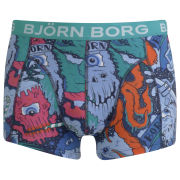 Bjorn Borg Men's Freehand Monster Boxer Shorts - Peacoat