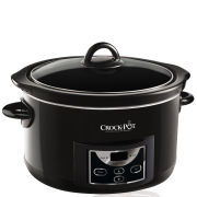 Crockpot 4.7L Slow Cooker Black