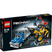 LEGO Technic: Construction Crew (42023)