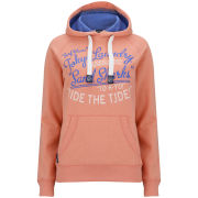 Tokyo Laundry Women's Annie Hoody - Laundered Coral