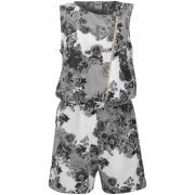 Vero Moda Women's Dania Playsuit - Black