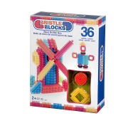 Bristle Blocks 36 Piece Basic Builder Box