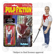 ReAction Pulp Fiction Butch Coolidge 3 3/4 Inch Action Figure