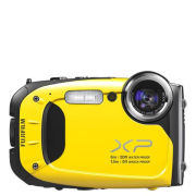 Fujifilm FinePix XP60 Tough Outdoor Digital Camera (16MP, 5x Optical Zoom) - Yellow