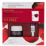 Korres 1+1 Wild Rose Skin Care Set Day (Worth £40)