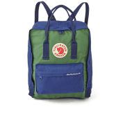 Fjallraven Kanken Save the Artic Fox Backpack - Estate Blue/Green