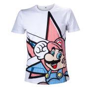 Mario T-Shirt White