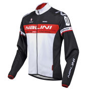 Nalini Red Label Ossana Long Sleeve Jersey - Black/Red