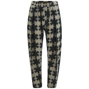 Vivienne Westwood Anglomania Women's Realm Trousers - Beige/Black