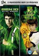 Ben 10: Alien Swarm / Ben 10: Race Against Time