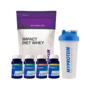 Myprotein Weight Loss Bundle