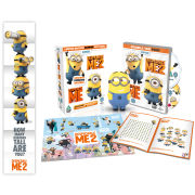 Despicable Me 1 en 2 - Limited Edition Gift Box (Bevat UltraViolet Copy, Minion Pop en Activiteitspakket)