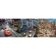 Cars 2 World Tour - Midi Poster - 30.5cm x 91.5cm